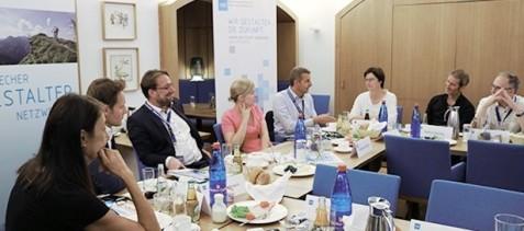 Prof. Pfeffer im bayerischen Landtag