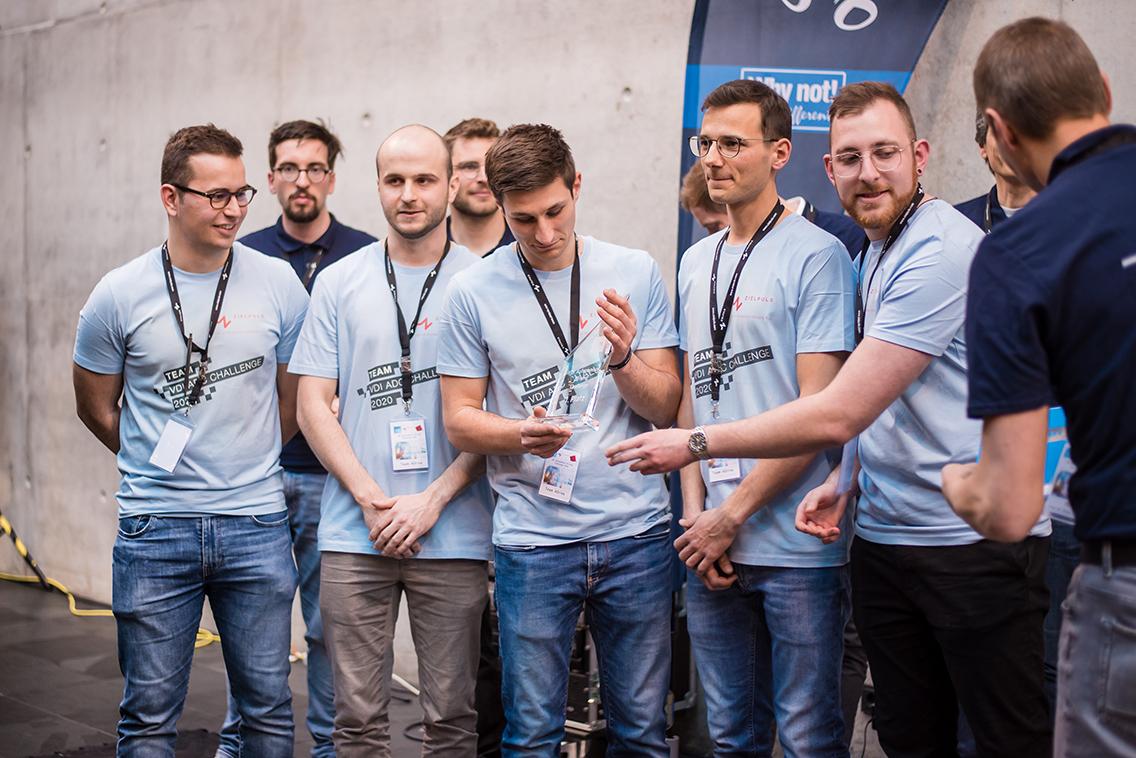 Gewinner Team VDI ADC 2020