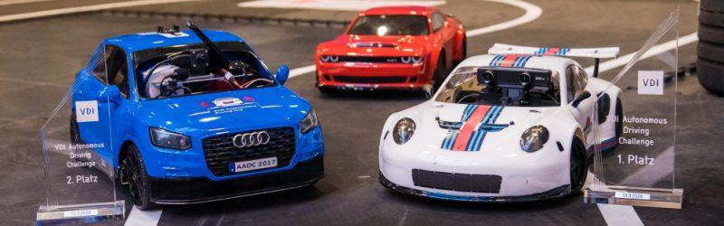 VDI Autonomous Driving Challenge 2020, MdynamiX, Car Kit