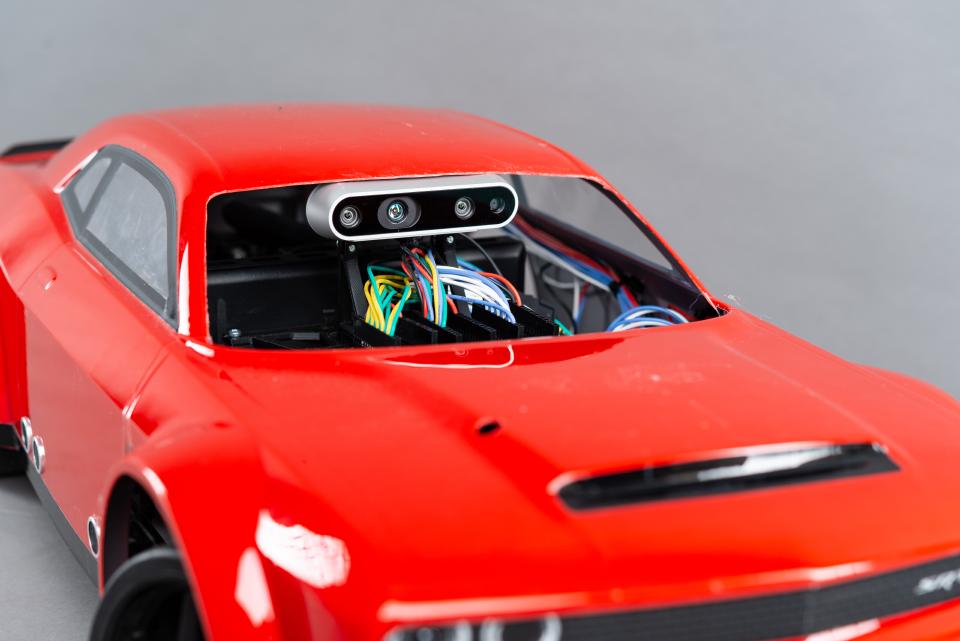 Autonomous Cars for Research and Development