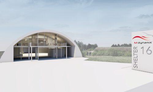 Shelter 16, neues HQ MdynamiX Allgäu